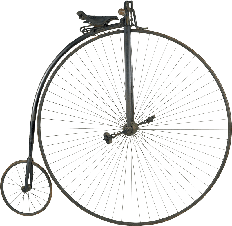 High Wheeled Bicycle