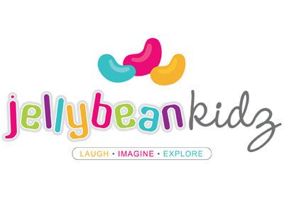 logo of jellybeankidz website