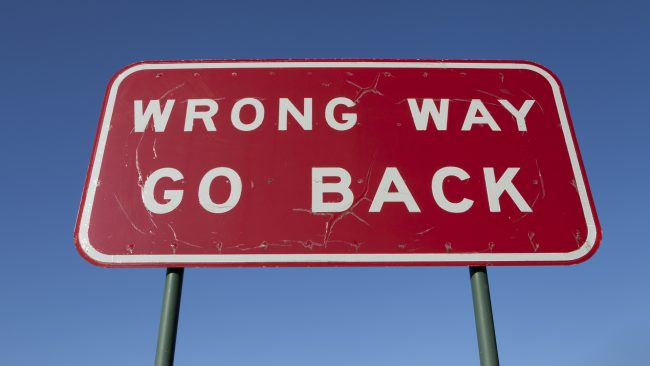 wrong-way-go-back